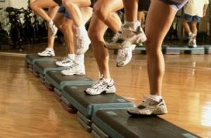 Step Fitness Classes