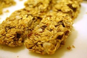 Low Calorie Granola Bars