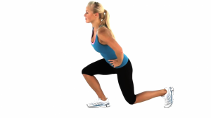 Swinging Lunges