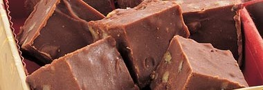 Low-Calorie Chocolate Fudge