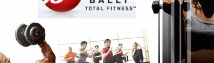 Bally Total Fitness!