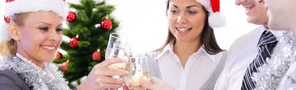 Low Calorie Holiday Drink Ideas