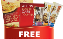 Free Atkins Quick Start Kits!