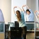 Top 5 Office Exercises