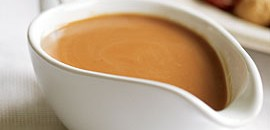 Low Fat, Low Sodium Turkey Gravy