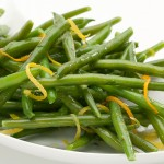 Healthy Garlic and Lemon Green Beans