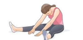 Best Health Magazine - Spine Stretch